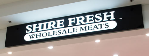 Shire Fresh Wholesale Meats